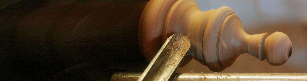 Ruční soustružení dřeva-wooddesigner